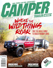 Camper Trailer - Subscribe